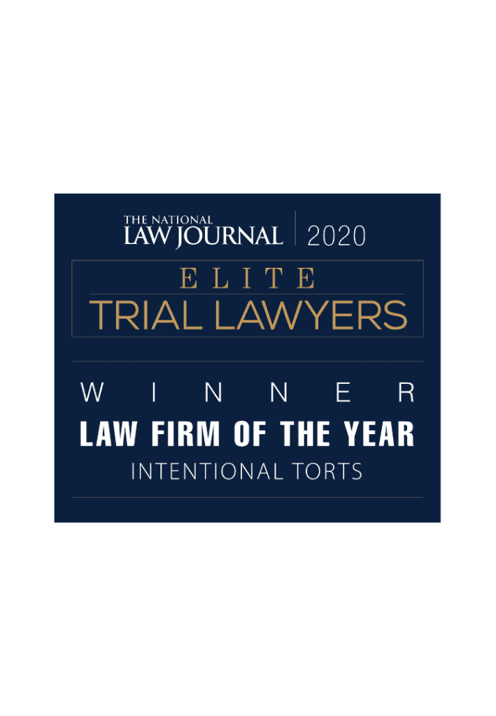 law firm of the year intentional torts 2020