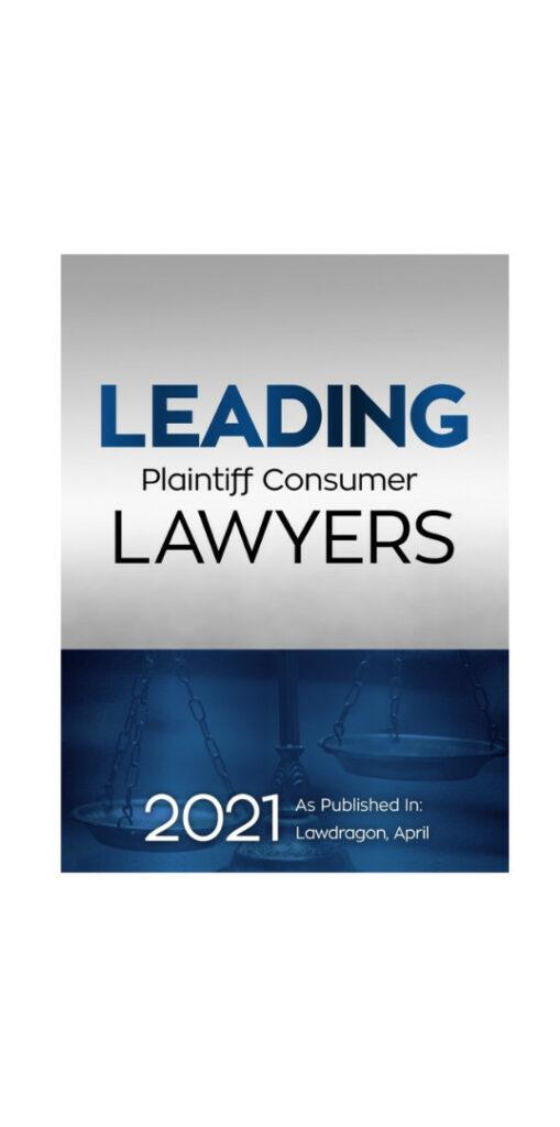 2021 leading lawyers