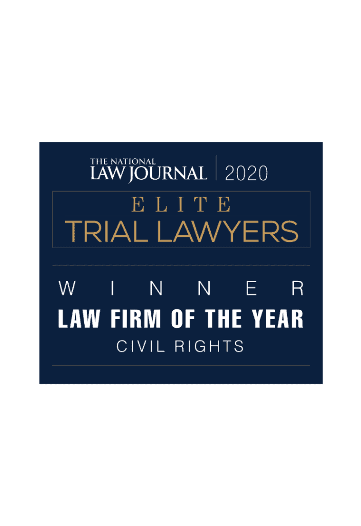 law firm of the year civil rights 2020