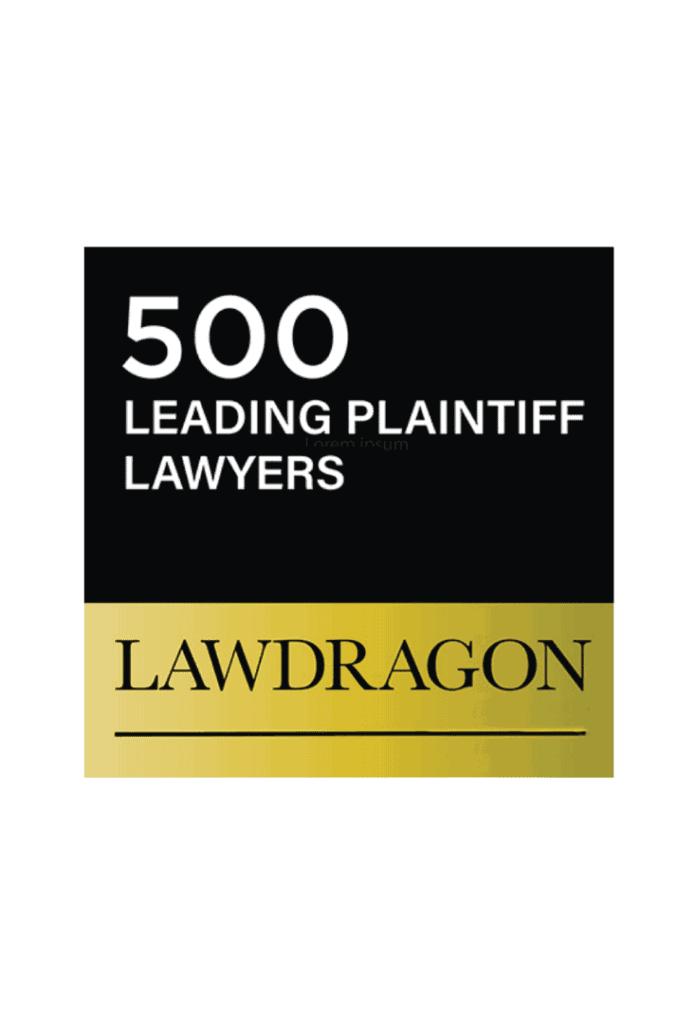 500 leading plaintiff lawyers
