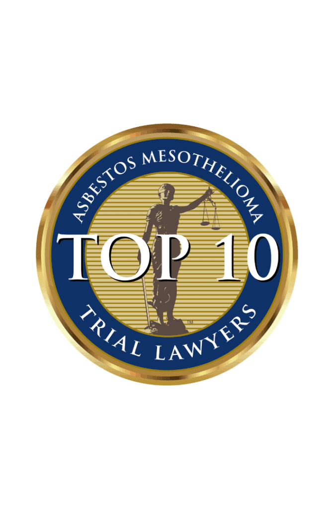 asbestos top 10 lawyers