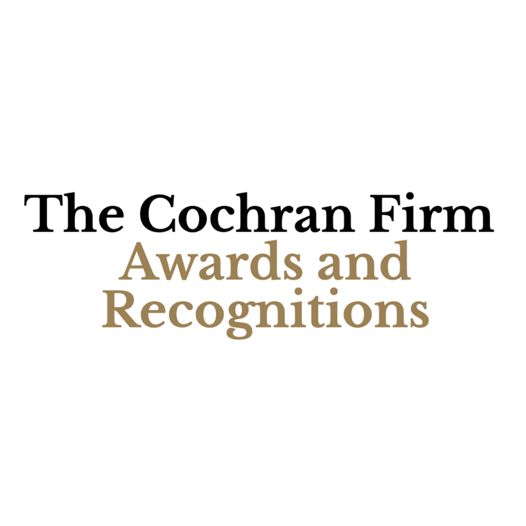 img-The Cochran Firm Awards and Recognitions